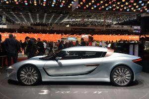 Quant e sportlimousine electric limousine 2014 Geneva